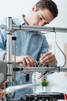 3D printer engineer 72