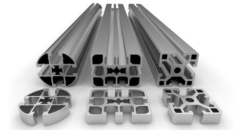 Aluminum Extrusions for Medical Carts