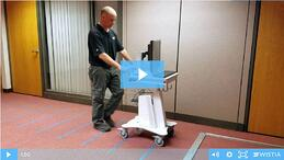 IEC 60601 Video Test: Movement Over a Threshold