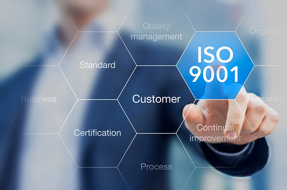 ISO 13485  and ISO 9001 Certified