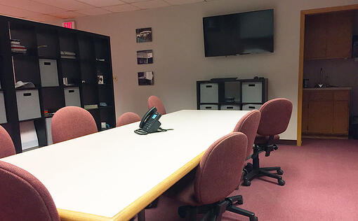 MBD Conference Area after remodel