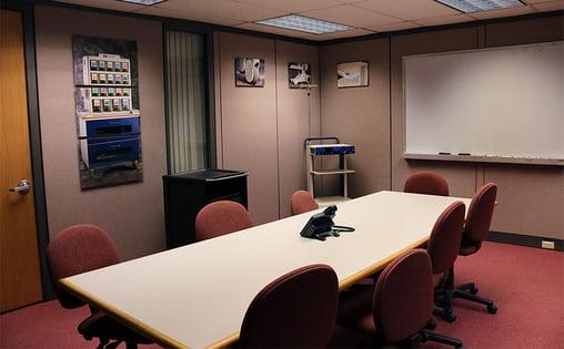 MBD Conference Room after Remodel