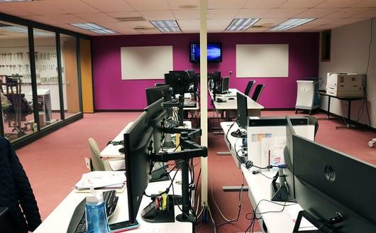 MBD Office Remodel - Standing Desks