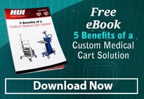 Benefits of a Custom Medical Cart ebook