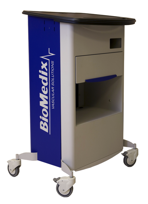 Custom Hospital Cart - Biomedix