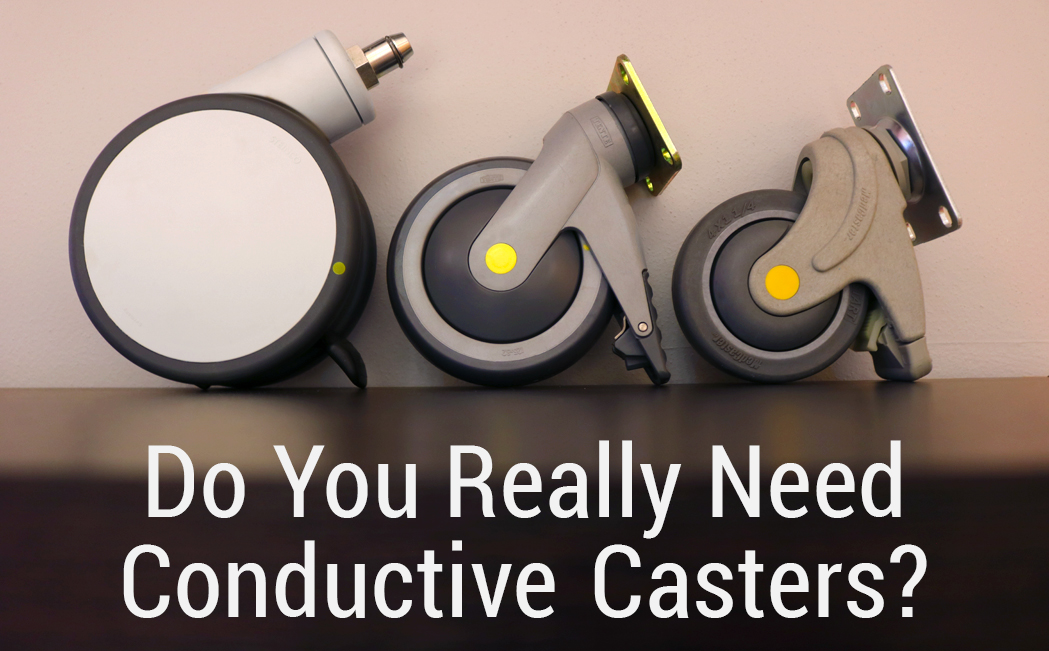 Conductive Casters