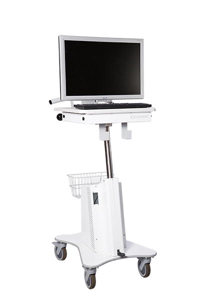 Medical Computer Cart - Neurology