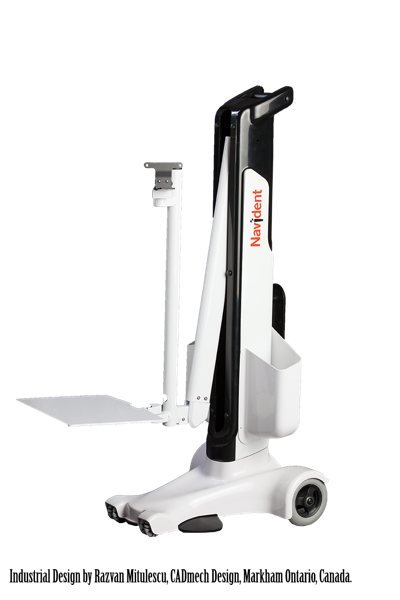 Custom Dental Surgery Cart - Navident