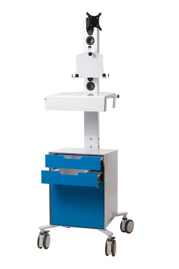 Cataract Eye Hospital Cart