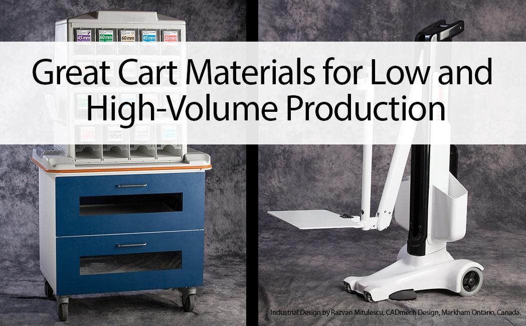 Medical Cart Materials