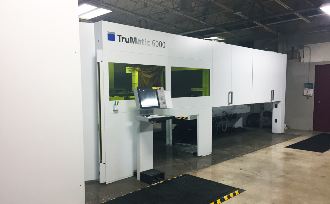 Trumpf Machine Image 2