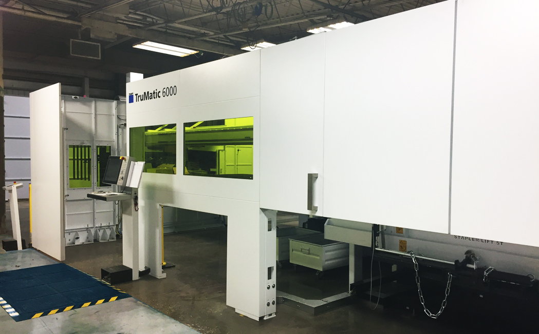 Trumpf Machine-1